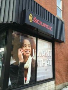 La Source In English