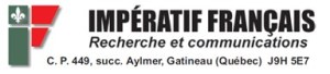 Imperatif Français - Bannière