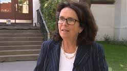 Marie Cinq-Mars, mairesse d'Outremont
