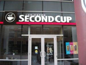 Second Cup rue Eddy