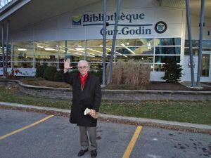 Bibliothèque Guy-Godin