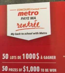 Metro Concours