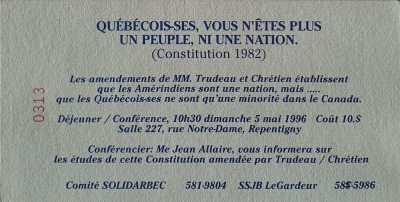 Coup d'état 1982
