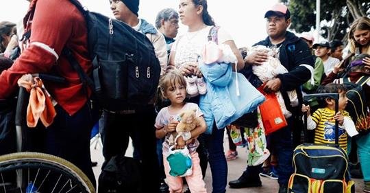 This Bleeding Heart…on Trump's Incarceration of Immigrant Children in America