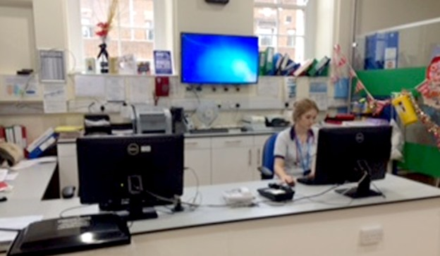 Imperial College Healthcare | New dementia-friendly ward ...