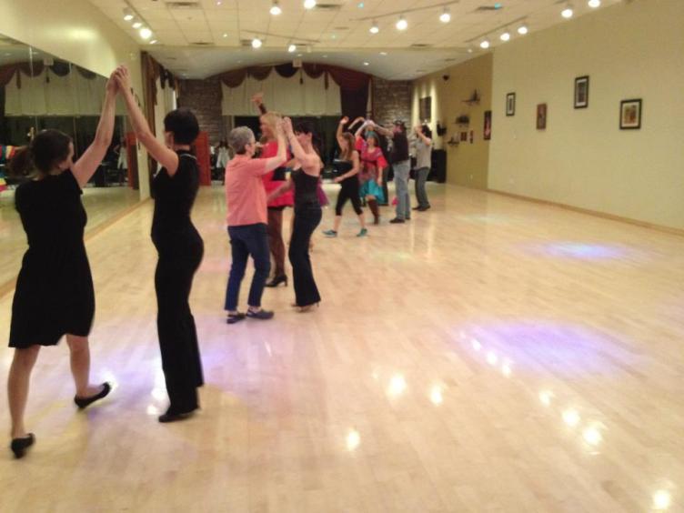 Group Dance Classes - Imperial Ballroom Dance Studio