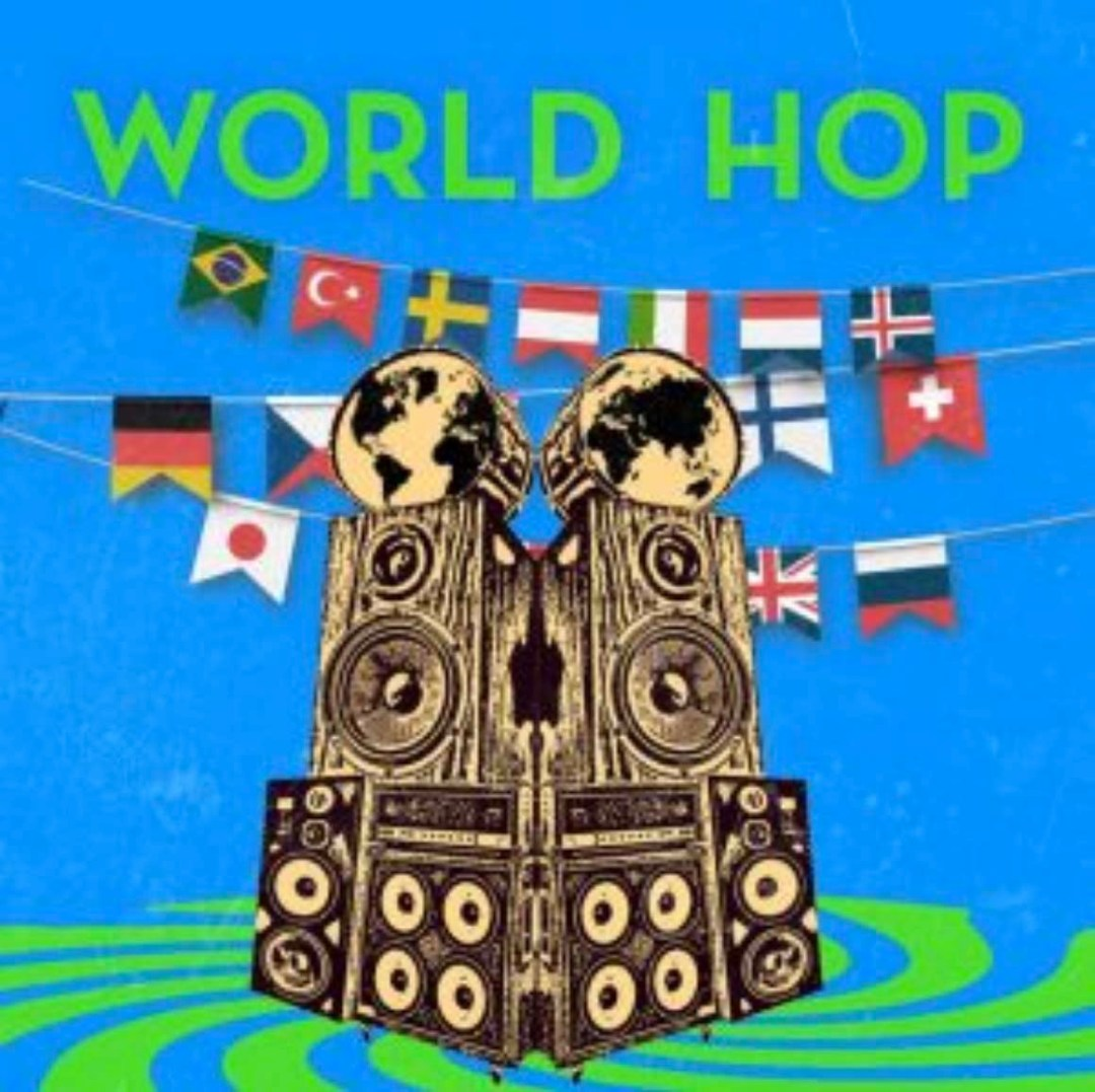 Telepictures Music World Hop