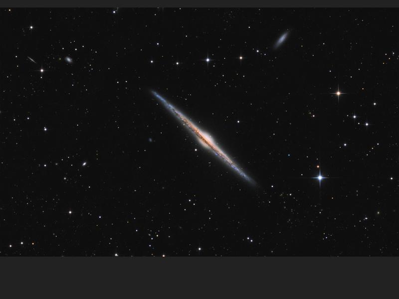 NGC 4565 – Needle Galaxy