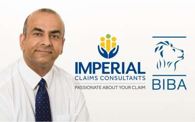 Imperial Claims Consultants is now a member of BIBA
