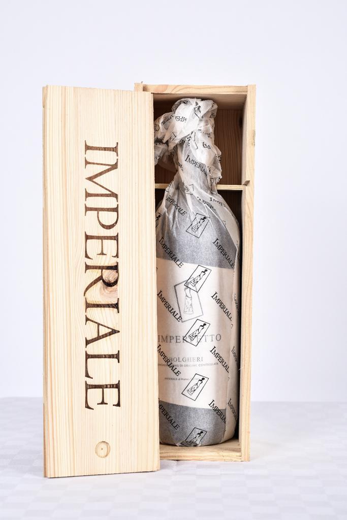 Cassa di vino rosso toscano di qualità, Bolgheri