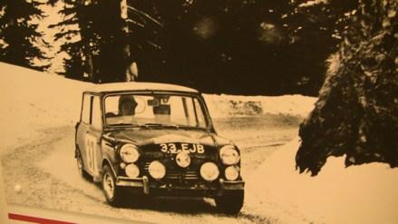 モンテカルロラリー 37号車