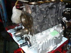 エンジンオーバーホール