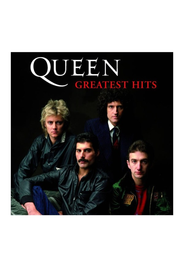 Queen - Greatest Hits (Remastered) - CD - Official Rock ...