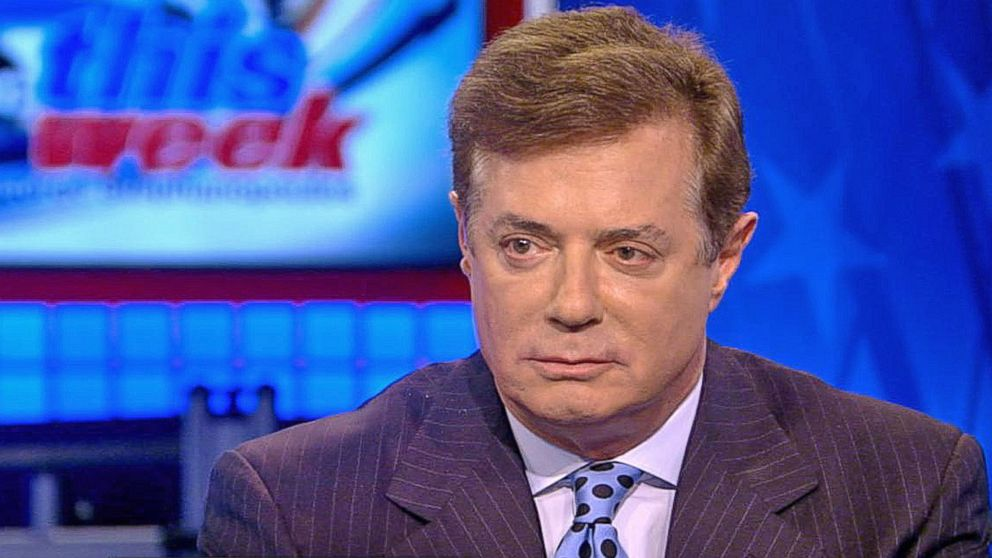 Scandals continue to pile up around Trump campaign chairman Paul Manafort
