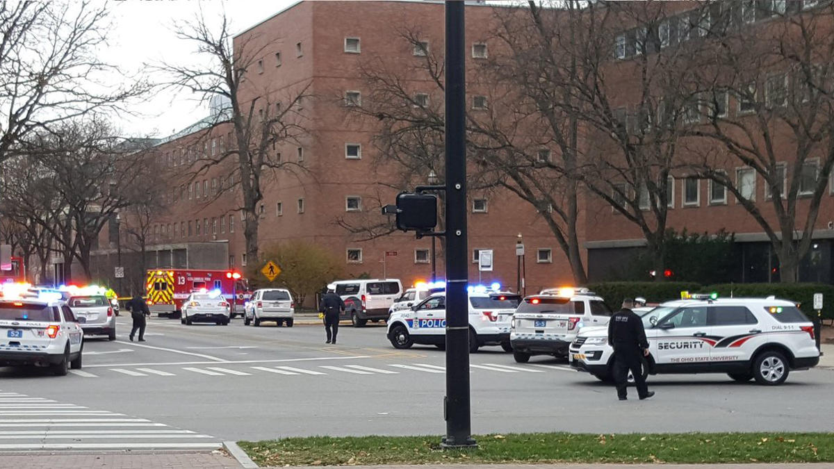 """""""Active shooter"""" on Ohio State University campus (UPDATING)"""