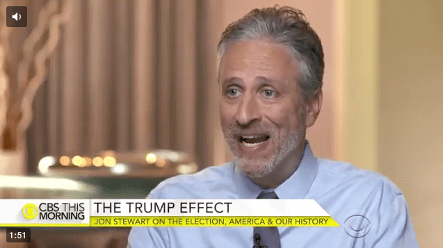 Jon Stewart: Trump voters are not a monolith