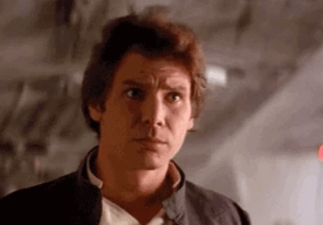 Wait... Han Solo's real name isn't Han Solo?