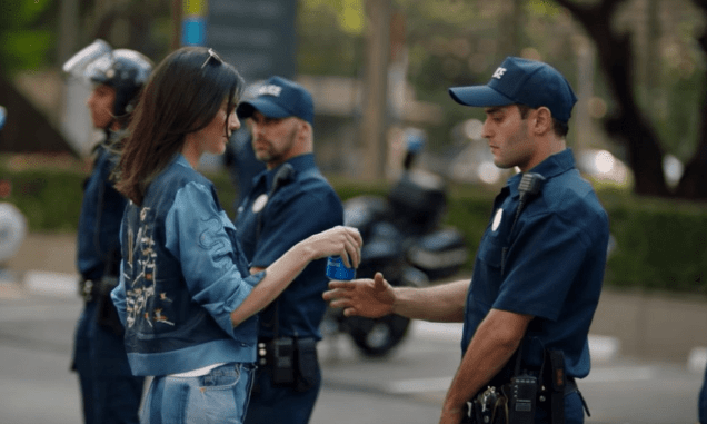 Pepsi pulls tone def Kendall Jenner ad because Pepsi can't solve the World's problems