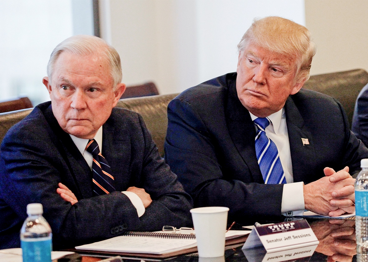 NYT Interview: Donald Trump expresses regret over appointing Jeff Sessions as Attorney General