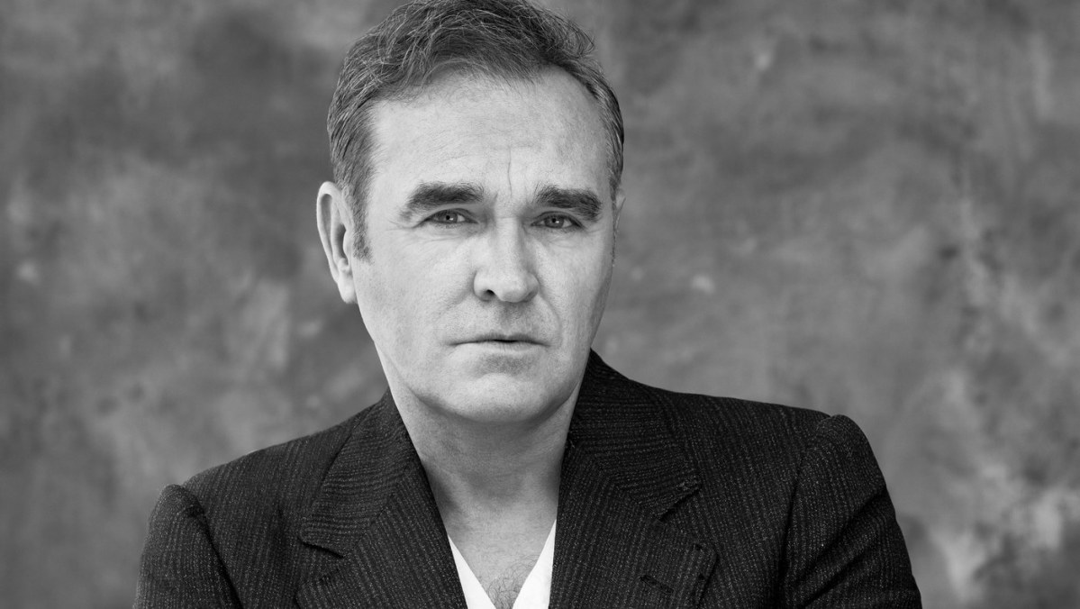 Morrissey's first tweet is undeniably Morrissey