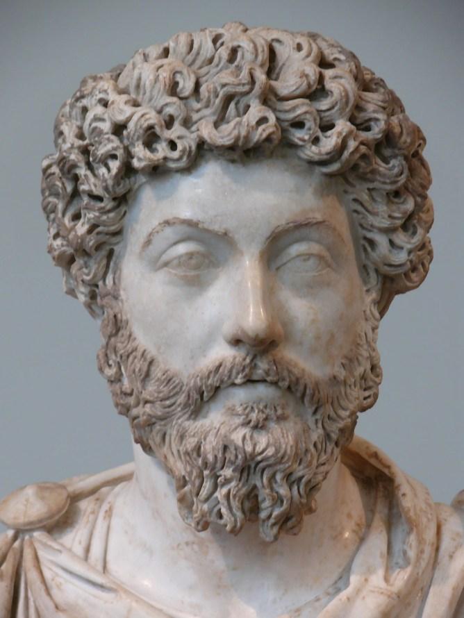 Busto de Marco Aurelio