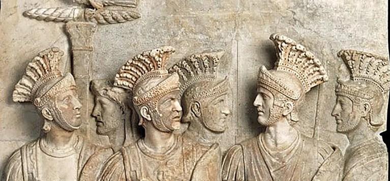La guardia pretoriana, la élite del ejército romano
