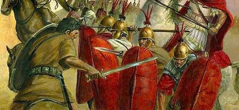 La guerra de Jugurta, la primer guerra de Roma tras las reformas de Mario