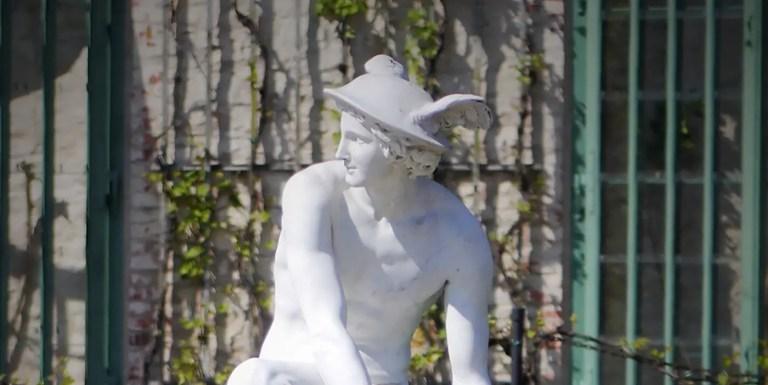 Hermes, el mensajero de los dioses