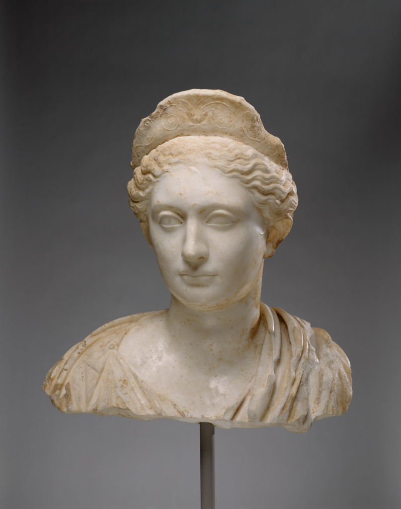 Busto de Vibia Sabina.