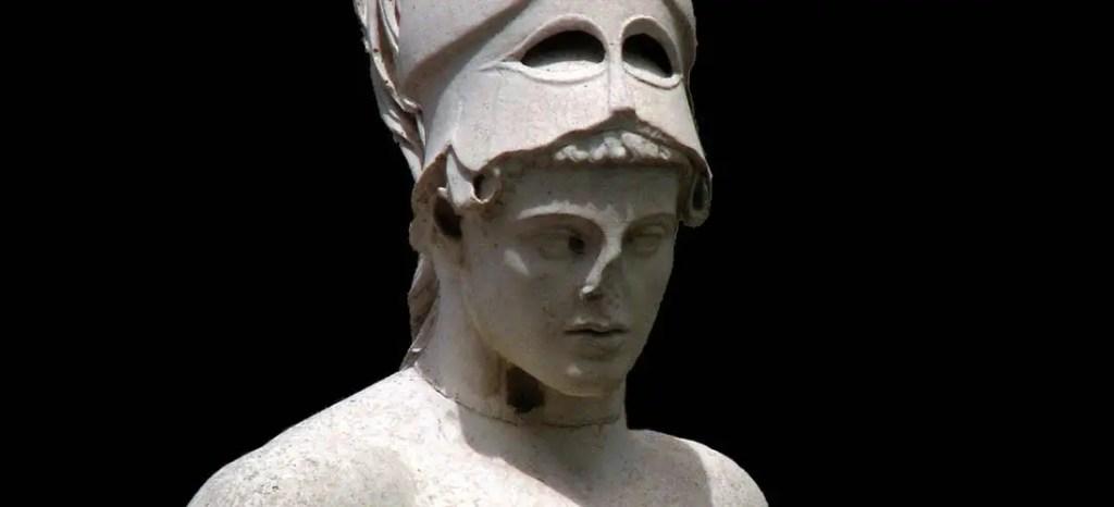 Estatua de Ares.