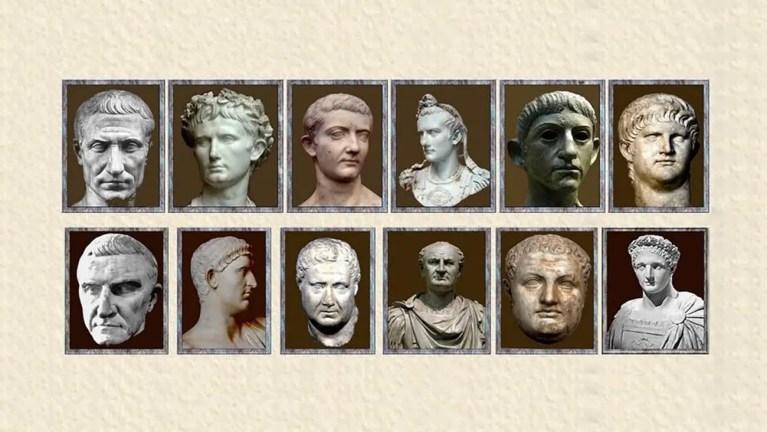 Vitelio – Vidas de los doce césares – Suetonio