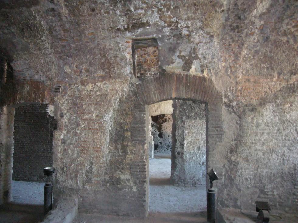 Insula dell'Ara Coeli, una de las insulas mejor conservadas en nuestros días.