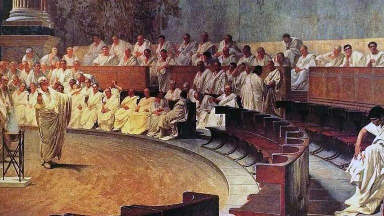 Catilinarias, por Marco Tulio Cicerón – Obra completa