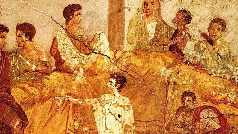 Estructura de los nombres romanos: praenomen nomen cognomen
