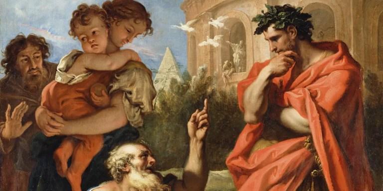 El calendario romano soli-lunar (pre-juliano)