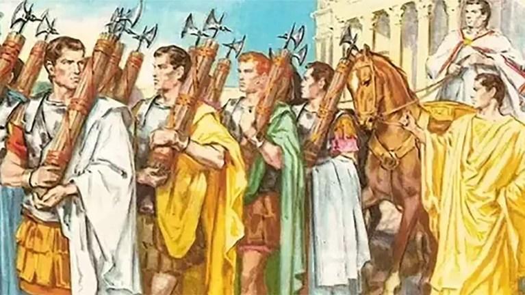 Los cónsules romanos, los hombres que gobernaron la República romana