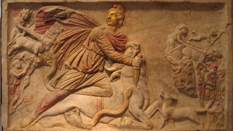Las túnicas romanas, la prenda de vestir que definió el estilo romano