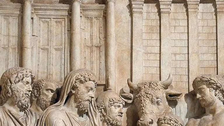 El pontifex maximus, el líder religioso de Roma con más poder
