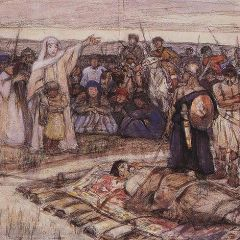 Olga di Kiev e l'invenzione della Rus'