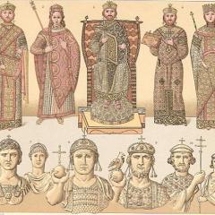 La tradizione bizantina
