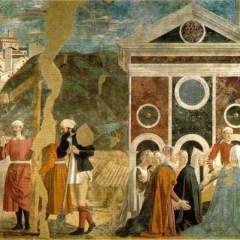 I Persiani si impadroniscono della vera croce