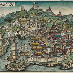 È esistita una Genova bizantina?