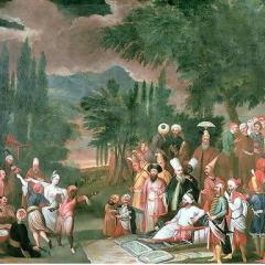 Musica kazara alla fine del primo millennio