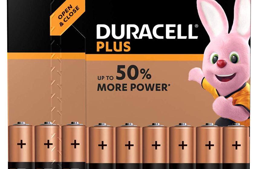 Duracell Plus AAA, Batterie Ministilo Alcaline, Confezione da 18 ad Apertura Semplificata, 1.5 volt LR03 MN2400 (il Design della Confezione Potrebbe Variare)