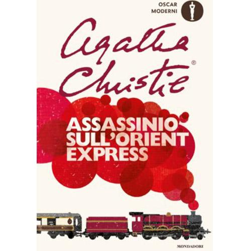 Agatha Christie Assassinio sull'Orient Express – Oscar Mondadori