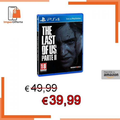The Last of Us 2 – Playstation 4