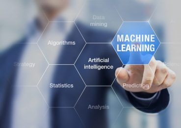 machine learning artificial intelligence AI