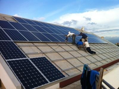 impianti fotovoltaici roma