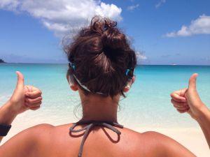 Beach & CI. My reborn