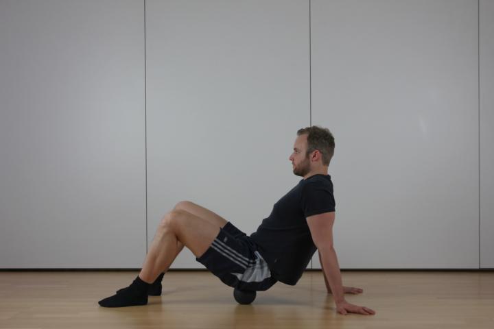 Übung zur Spannungslösung des Hüftstreckers